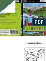 Teach Yourself Slovene