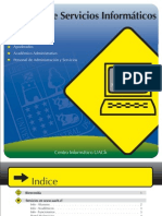 Catalogo CI Sistemas