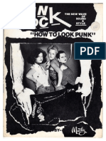 How To Look Punk