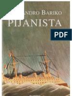 Alesandro Bariko - Pijanista