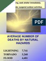 Lightning Awareness