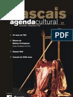 Agenda Cultural de Cascais n.º 17 - Novembro e Dezembro 2005