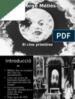 Cine Primitivo María Fernández