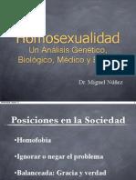 Homosexualidad Un Analisis Desde Diversos Angulos