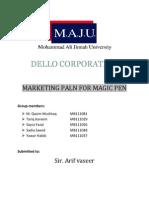 MARKETING PALN FOR MAGIC PEN.pdf