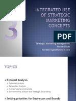 3. External Analysis
