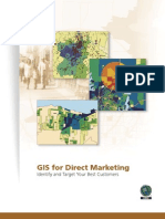 Gis for Direct Marketing