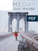 SOMEDAY, SOMEDAY, MAYBE by Lauren Graham