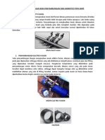 Pengenalan Dasar Jenis Penyambungan Dan Hidrotest Pipa Hdpe Jenis Penyambungan