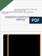 Diagnostico Estrategico de La Empresa