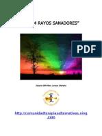 Manual 4 Rayos Sanadores