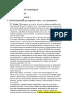 Instituto Teológico Quadrangular Dons Ministeriais