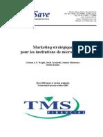 1146642215877 Strategic Marketing for MFIs