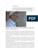 Perfil Do Papa Francisco