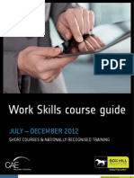 2012 Workskills Guide