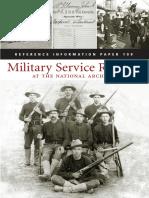 Military Service Records