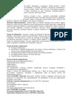 TRT RJ - Programa Técnico