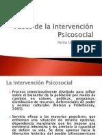 Clase 5 Fases de La Intervencion Psicosocial