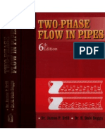 Twophase Flow in Pipes (Beggs &Amp; Brill)