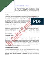 CV Les 7 Infos Que Les Candidats Oublient de Mentionner