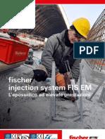 Folder fischer FIS EM