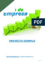 Ejemplo Plan Empresa