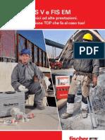 Folder fischer FIS V e FIS EM