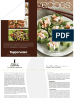 Tupperware Recipes Volume 3