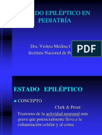 Estado Epileptico Pediatria