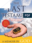 The Last Testament by David Javerbaum and God