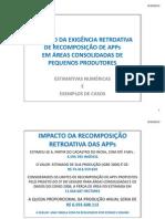 Impactos No Brasil e Prop No Exterior