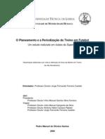 Planejamento e Periodizção do Treino no Futebol