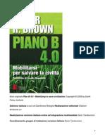 L. Bro wn - Piano B 4.0