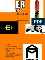 """""""About Me"""" Power Point"""
