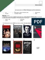 3. část maturity z anglického jazyka - ústní část_13_Z_British Literature (2012_new)