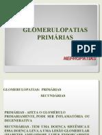AULA 3 - Glomerulopatias Primárias