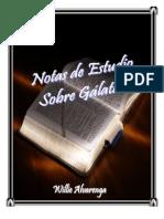 Comentario de Galatas Por Willie Alvarenga (1)