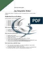 Troubleshooting Integration Broker