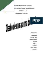 Proyecto Alarma Domestica