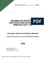 Manual de Sistemas de Proteccion Electrica v.2008