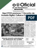PROMOÇÕES - PMPE - 06MAR2013