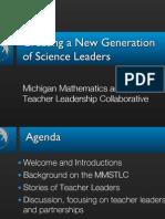 MSTA Conference Presentation Slides