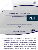 Desarrollo Psicomotor Final