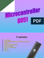 microcontroller-8051 ppt