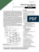 Maxim Microcontroller 71M6541D-71M6542G