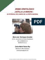 Turismo Ornitologico en CLM. MJDG-CMPR