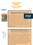 Biblioteca APPIA - Adquisiciones Feb 2013