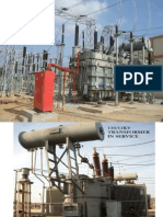 Pictures of Sub Station Euipments