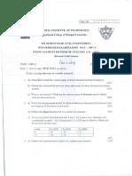 Finite Element Methods of Analysis (CIE-306.5) RCS[1]
