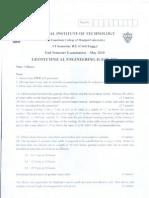 Geotechnical Engineering – II (CIE-302) (Makeup)[1]